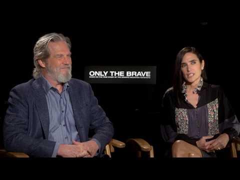 ONLY THE BRAVE: Jeff Bridges & Jennifer Connelly Exclusive