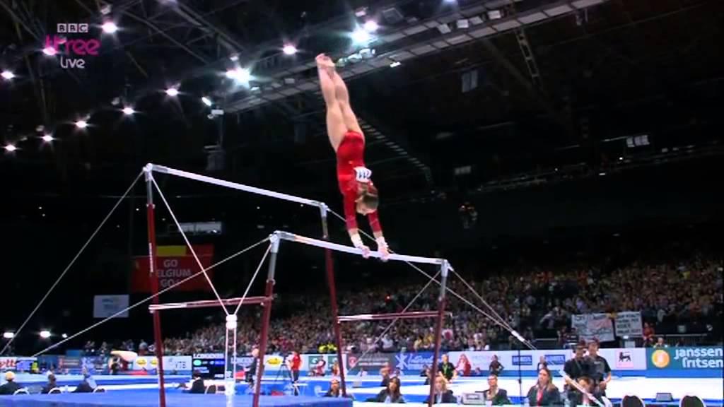 Aliya Mustafina UB Gymnastics World Championships 2013 AA