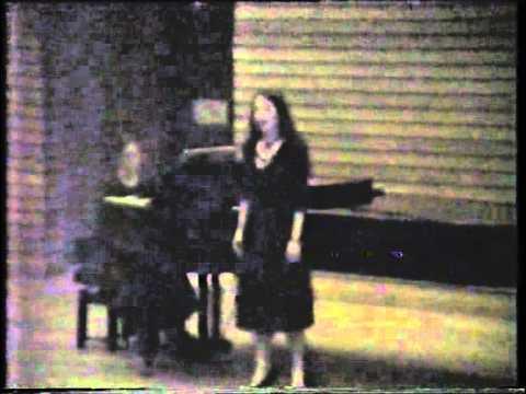 1982: Semi Finalist. Semi-Finals, Marianne Mathy Scholarship, NSW State Conservatorium of Music (1)