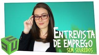 COMO SE SAIR BEM EM ENTREVISTAS DE EMPREGO