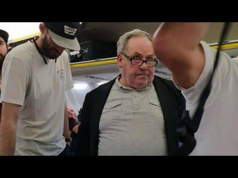 شتائم عنصرية على متن طائرة تابعة لـ -ريان إير-  - نشر قبل 1 ساعة