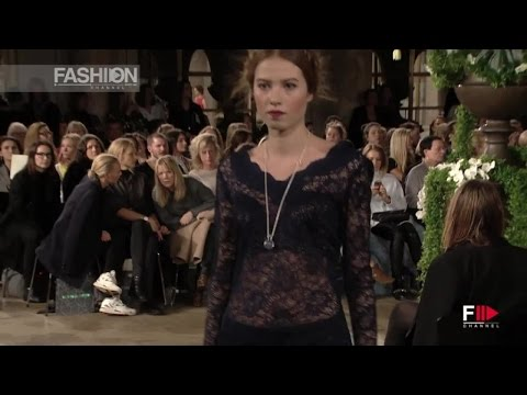 84d4d0d4bcd4 STASIA Copenhagen Autumn Winter 2015 2016 by Fashion Channel - YouTube