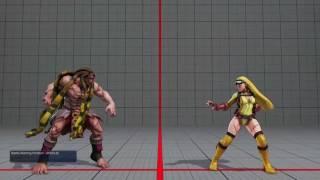 SFV Season 2: Necalli frame trap tutorial quickie