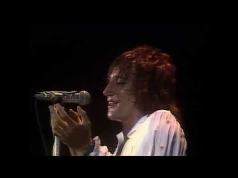 "Rod Stewart - ""I Don't Want To Talk About It"" (Official Music Video)"