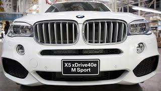 BMW Denies Emissions Gear Collusion