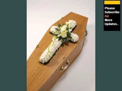 how to make a funeral sympathy cross