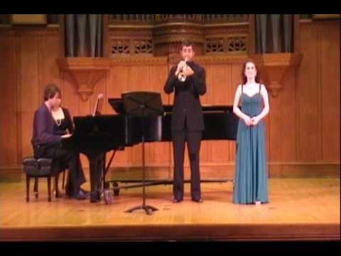 "Handel ""Let the bright seraphim"" from Samson"