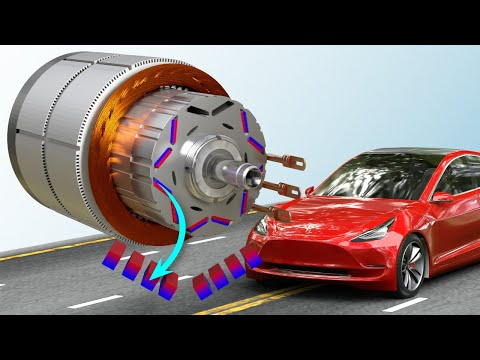 Tesla Model 3's motor - The Brilliant Engineering behind it