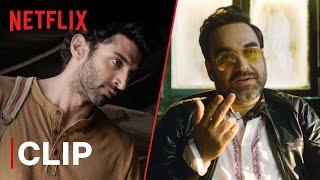 Pankaj Tripathi Can Solve Any Problem ft. Aditya Roy Kapoor | Ludo | Netflix India
