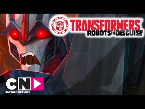 Transformers: Robots In Disguise | Mini-Con Madness | Cartoon Network