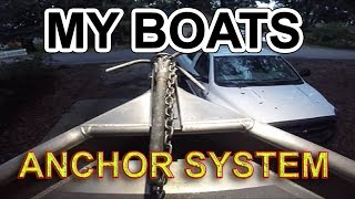MY CHARTER BOATS, ANCHOR SYSTEM (long, but educational)