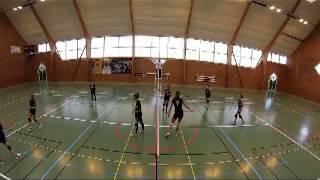 Coupe de France 10-11-13 EVPL / Montgermont 1er Set thumbnail