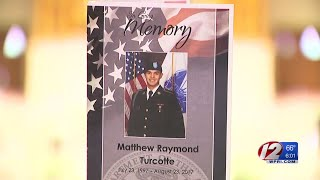 Funeral Mass held for fallen RI soldier