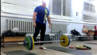 weightlifting training 06/01/16 Ognikovo