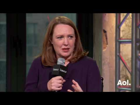 "Tate Taylor & Paula Hawkins Talk About ""The Girl On The Train"" 