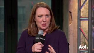 """Tate Taylor & Paula Hawkins Talk About """"The Girl On The Train"""" 