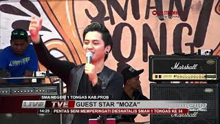 Download #duniamoza Cover Moza - (Ed Sheeran - Perfect) | Diesnatalis SMAN 1 TONGAS Ke 34 Mp3