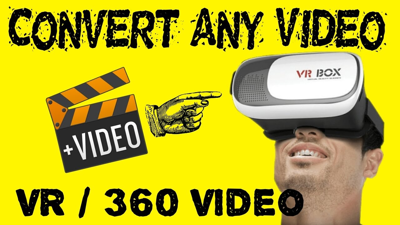 How to Convert a Video to VR/360 Video in A Android Smartphone? | Tech  Machine