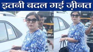 Zeenat Aman looks UNRECOGNISABLE in latest picture; Shocking features   FilmiBeat