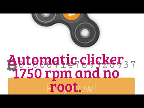 Btc Spinner 1780 Rpm Continuesly No Root Btcspinner Automatic -
