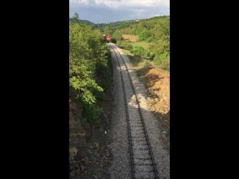 treni kosovë