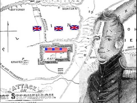 Ft Stephenson Defended