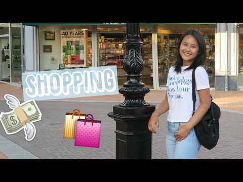 Sunday Shopping In GERMANY!
