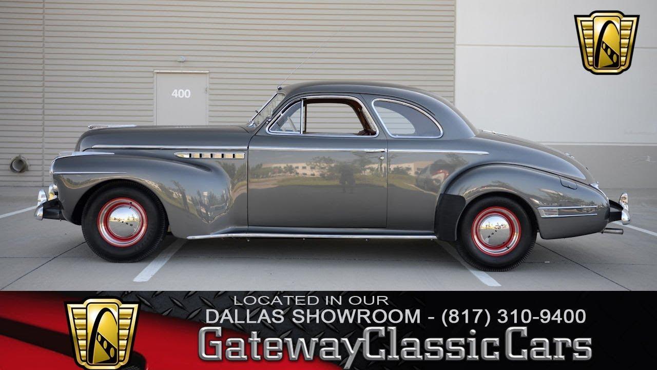 1941 buick roadmaster 488 dfw gateway classic cars of dallas youtube. Black Bedroom Furniture Sets. Home Design Ideas