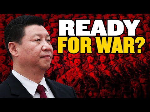 Is the US Ready for a War With China?