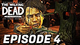 "The Walking Dead:Season 4: ""The Final Season"" Episode 4 ""Take Us Back"" Gameplay Walkthrough"