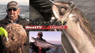 Winter Harbour Halibut Lingcod Salmon Angler West Classic