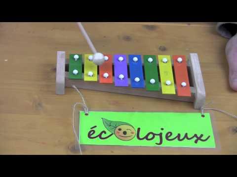 xylophone enfant pentatonique