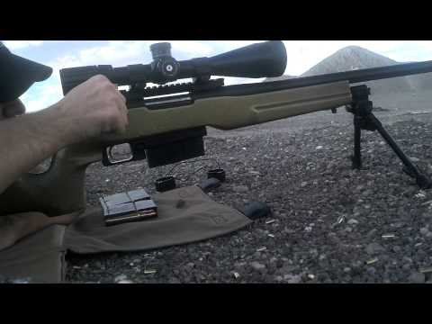 LRP Detachable Mag Weatherby  Mark V long action