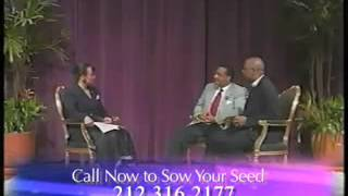 Rev Ike & Bishop Jordan - Prosperity Money Success Seminar 60 Minutes