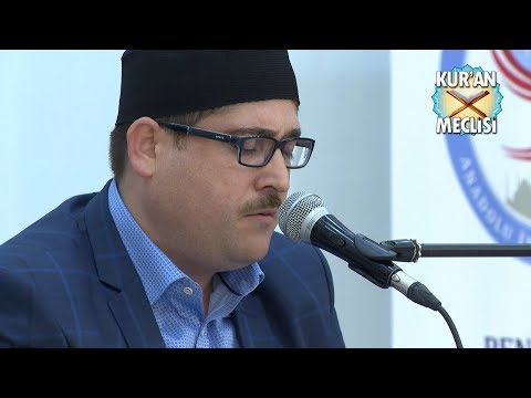 13.Bölüm (Abdurrahman Bozan) - Kur'an Meclisi İstanbul 2017 HD