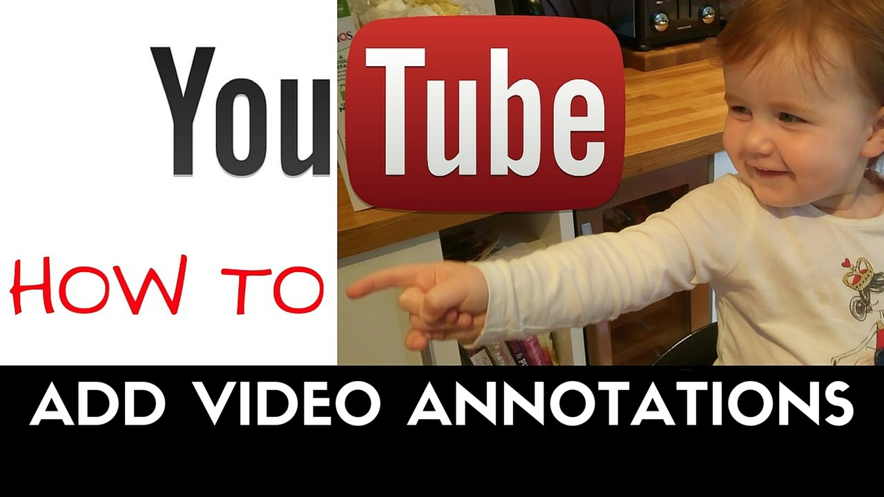 Step By Step Tutorial: How To Add Multiple Video Annotations In Youtube