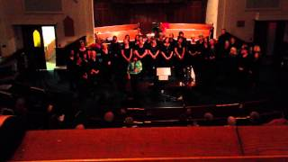 Shout Sister Choir - York(Stouffville) - Planet Cannonball
