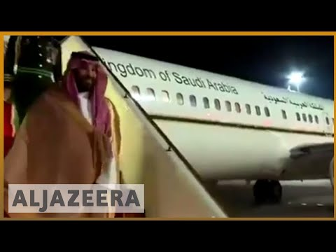 🇹🇳Tunisia protesters call for cancellation of MBS visit | Al Jazeera English