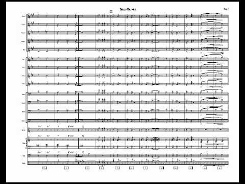 The Count - Big Band Score - YouTube