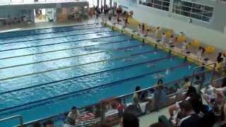Campeonato Inter Distrital de Natação_Sandra Oliveira 200 livres.2:22.69