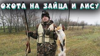 Охота на лису Ростовская область 2019