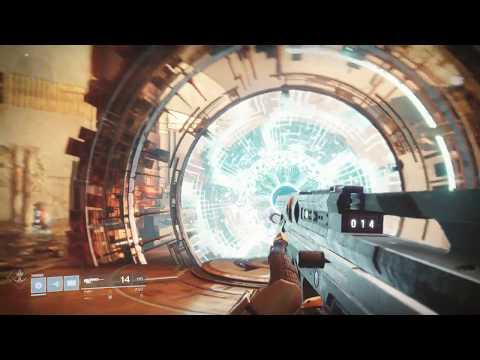 Destiny 2 Curse of Osiris Opening Mission -The Gateway