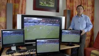 Comment afficher le même signal vidéo HDMI sur 4 écrans ?