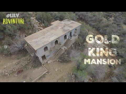 ABANDONED Gold King Mansion