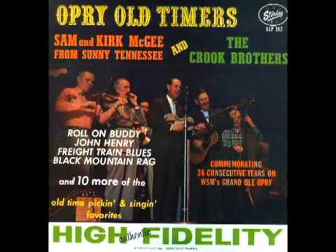 Opry Old Timers [1962] - Sam And Kirk McGee And The Crook Brothers
