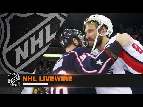 NHL LiveWire: Capitals, Blue Jackets mic'd up for potential clincher