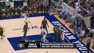 BYU Men's Basketball 2011-12 Top 10 Plays (BYUtv)