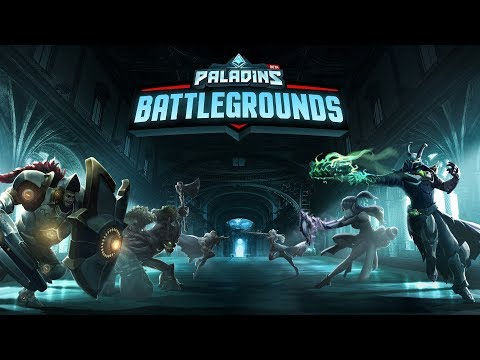 """PUBG Style """"Battlegrounds"""" Mode Coming to Paladins"""