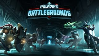 Paladins Battlegrounds - Official Trailer