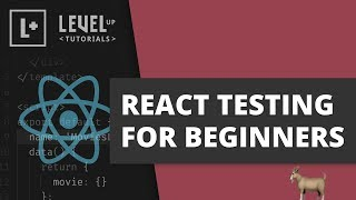 #0 React Testing For Beginners